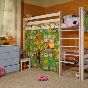 Кровать верхнеярусная №2 Классик
