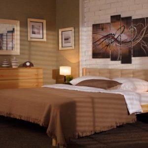 Кровать мягкая Классик 1