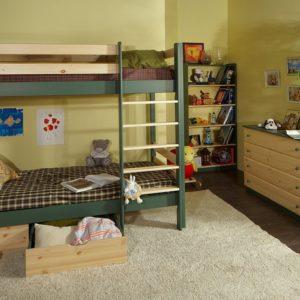 Кровать 2 ярусная Классик