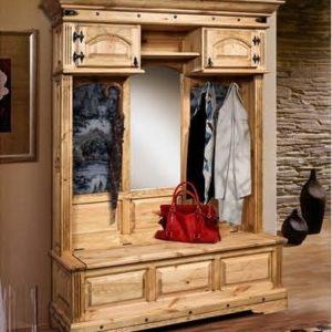 Шкаф для прихожей Викинг-04