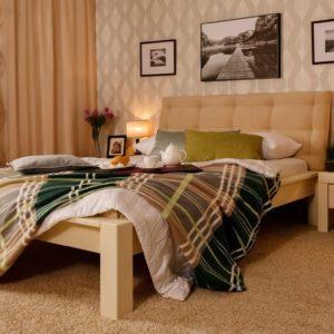 Кровать мягкая Брамминг 1