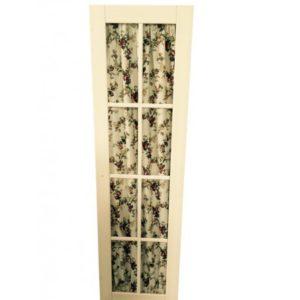 Штора Прованс для стеклянных дверей шкафов коллекции Бейли