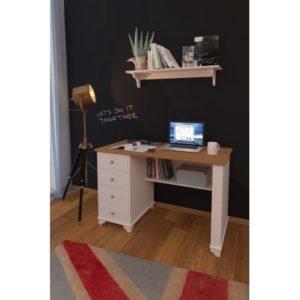 Стол письменный с ящиками Бейли